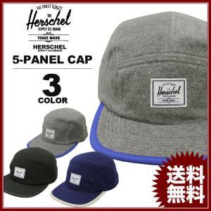 ハーシェル サプライ Herschel SUPPLY CO. GLENDALE FLEECE CAP キャップ 帽子 メンズ レディース 黒 ブラック ネイビー グレー|rifflepage