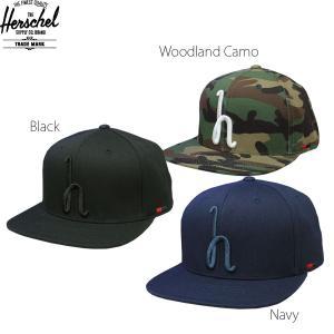 Herschel SUPPLY CO. ハーシェルサプライ ハーチェル キャップ CAP 帽子 hat ハット ウッド ブラック 黒 ネイビー メンズ レディース TOBY|rifflepage