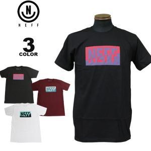 ネフ NEFF Tシャツ NEW WORLD S/S T-SHIRTS 半袖 TEE メンズ レディース 全3色 S-XL|rifflepage