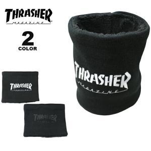 スラッシャー ネックウォーマー THRASHER REVERSIBLE NECK WARMER リバーシブル メンズ レディース ユニセックス 全2色(公式) rifflepage