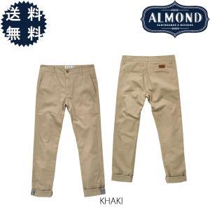 【SALE】 Almond Surfboards & Design HATHAWAY CHINO PANTS (アーモンドサーフボードデザイン パンツ 長ズボン チノパン) rifflepage