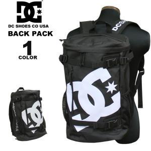 ディーシー シューズ DC SHOES バックパック 19SP QUONSETT BACK PACK メンズ レディース バッグ リュックサック 黒 ブラック|rifflepage