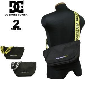 ディーシー シューズ DC SHOES ショルダーバック 19 BBM MINI SHOULDER BAG メンズ レディース バッグ 全2色|rifflepage