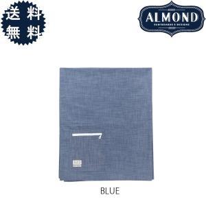 Almond Surfboards & Design Chambray Beach Blanket(アーモンドサーフボードデザイン ビーチブランケット)|rifflepage