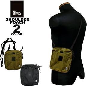 ザ・ブラウン バッファロー THE BROWN BUFFALO ショルダーポーチ SPECIAL DELIVERY SHOULDER POUCH ショルダーバック メンズ レディース 全2色|rifflepage