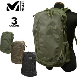 ミレー MILLET バックパック KULA 30 BACK PACK クーラ 30L リュック 全3色 メンズ レディース|rifflepage