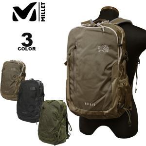 ミレー MILLET バックパック KULA 20 BACK PACK クーラ 20L リュック 全3色 メンズ レディース|rifflepage
