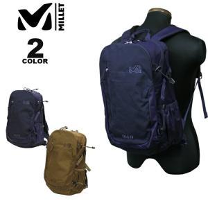 ミレー MILLET バックパック KULA 20 BACK PACK クーラ 20L リュック 全2色 メンズ レディース ユニセックス|rifflepage