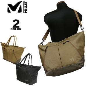 ミレー MILLET トートバック SMART BUCKET TOTE BAG スマート バケット 全2色 メンズ レディース|rifflepage