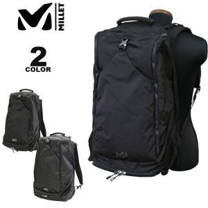 ミレー MILLET バックパック EXP 35 BACK PACK 35L リュック 全2色 メンズ レディース|rifflepage