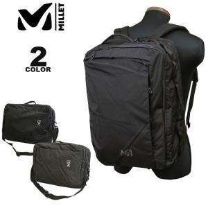 ミレー MILLET バックパック EXP 30 BACK PACK 30L リュック 全2色 4WAYバック ショルダーバック メンズ レディース|rifflepage