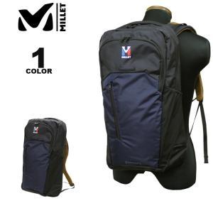 ミレー MILLET バックパック 8 SEVEN 25 BACK PACK セブン 25L リュック ブラック 黒 メンズ レディース|rifflepage
