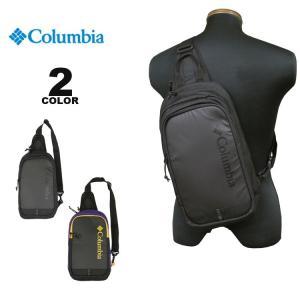 【SALE】コロンビア スポーツウェア Columbia ボディバック THIRD BLUFF S BODY BAG ボディパック ワンショルダー サードブラフ 全2色 メンズ レディース|rifflepage