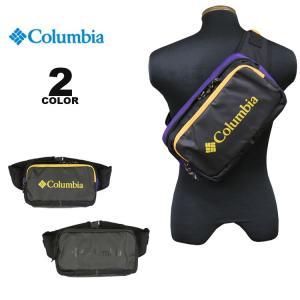 【SALE】コロンビア スポーツウェア Columbia ヒップバッグ THIRD BLUFF S HIP BAG ボディバッグ ウエストポーチ サードブラフ 全2色 メンズ レディース|rifflepage