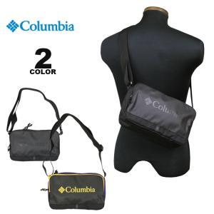 【SALE】コロンビア スポーツウェア Columbia ショルダーポーチ THIRD BLUFF S MINI SHOULDER ミニ ショルダーバック サードブラフ 全2色 メンズ レディース|rifflepage