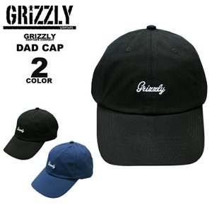 GRIZZLY grizzly グリズリー LATE TO THE GAME SPORTS DAD CAP キャップ 帽子 カーブキャップ ローキャップ 全2色 メンズ レディース|rifflepage