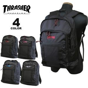 (公式)スラッシャー リュック バッグ THRASHER BENCHMARK BACK PACK 25L デイバック バックパック メンズ レディース ユニセックス 全4色|rifflepage