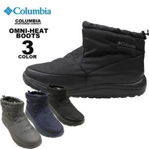 コロンビア スポーツウェア Columbia ブーツ SPINREEL MINI ADVANCE WATERPROOF OMNI-HEAT BOOTS ウォータープルーフ 防水 保温 全3色 24cm-28cm メンズ レディ|rifflepage
