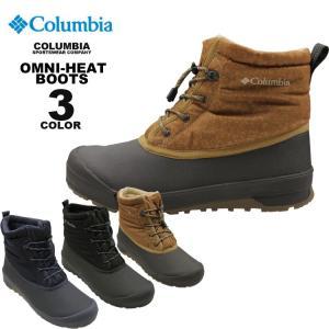 コロンビア スポーツウェア Columbia ブーツ CHAKEIPI CHUKKA OMNI-HEAT BOOTS チャケイピ チャッカ オムニヒート 全3色 24cm-28cm メンズ レディース ユニセッ|rifflepage