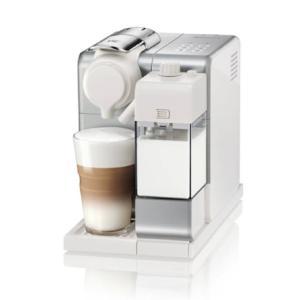 コーヒーメーカー ネスレ F521SI シルバー ネスプレッソ ラティシマ・タッチプラス エスプレッ...