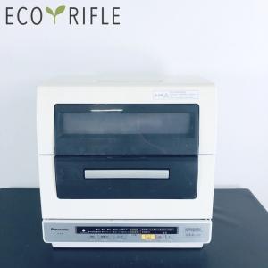 中古 食器洗い乾燥機 パナソニック Panasonic 2013年製 ホワイト NP-TR6