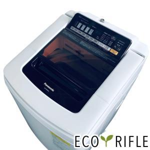 洗濯機  ファミリー 中古 パナソニック Panasonic 全自動洗濯機 中古 2015年製 9....