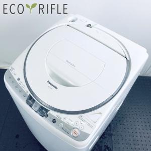 洗濯機 一人暮らし 大きめ 中古 2016年製 パナソニック Panasonic 全自動洗濯機 8....