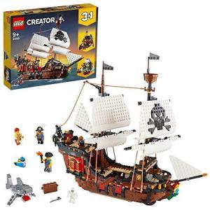 【数量限定特価】レゴ(LEGO) クリエイター 海賊船 31109 riftencom