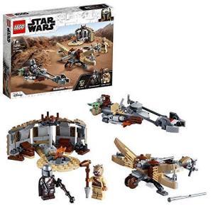 【数量限定特価】レゴ(LEGO) スター・ウォーズ タトウィーンの戦い 75299|riftencom