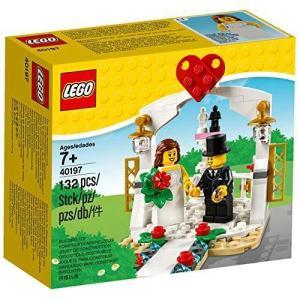 【数量限定】レゴ 結婚式の引き出物セット 2018 (40197) 132ピースセット riftencom
