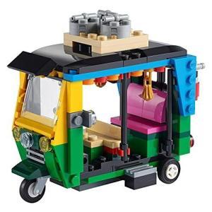 【数量限定】レゴ(LEGO) クリエイター トゥクトゥク 40469 riftencom