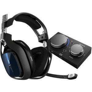【入荷予約】ASTRO Gaming アストロ ゲーミングヘッドセット PS5 PS4 PC Switch A40TR + MixAmp Pro TR ミックスアンプ 有線 5.1ch 3.5mm usb A40TR-MAP-002r|riftencom