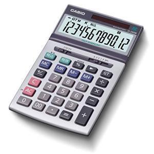 カシオ 本格実務電卓 12桁 グリーン購入法適合 ジャストタイプ JS-200W-N riftencom