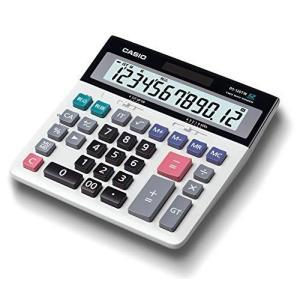 カシオ スタンダード電卓 税計算・加算器方式 デスクタイプ 12桁 DS-120TW riftencom