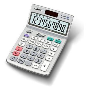 カシオ グリーン購入法適合電卓 10桁 テレワークにも活躍 ジャストタイプ JF-100GT-N riftencom