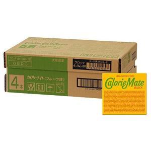 大塚製薬 カロリーメイト ブロック フルーツ 4本×30個|riftencom