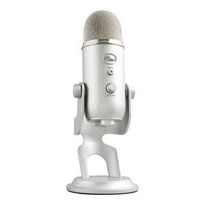 Blue Microphones Yeti - Silver USBマイク【日本正規代理店品】シルバー 1950|riftencom