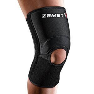ザムスト(ZAMST) ひざ 膝 サポーター ZK-3 左右兼用 スポーツ全般 日常生活 Mサイズ 371502|riftencom