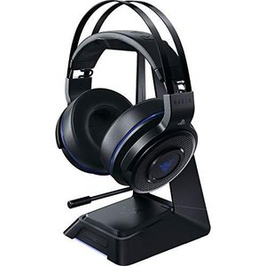 Razer Thresher Ultimate for PS4 (R) DOLBY + 7.1 サラウンド ワイヤレスヘッドセット PS4 PS5 【|riftencom