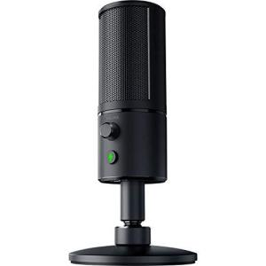 Razer マイク Seiren X USB コンデンサーマイク 実況 配信 PC PS4 PS5【日本正規代理店保証品】 RZ19-02290100|riftencom