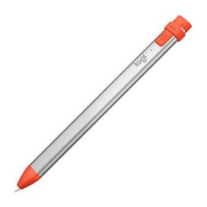 ロジクール デジタルペンシル 2018年以降のiPadシリーズに対応 Crayon iP10 シルバー 7時間バッテリー iPad / iPad Pr|riftencom
