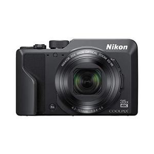 Nikon デジタルカメラ COOLPIX A1000 BK 光学35倍 ISO6400 アイセンサー付EVF クールピクス ブラック A1000BK|riftencom