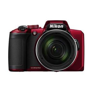 Nikon デジタルカメラ COOLPIX B600 RD 光学60倍 軽量 クールピクス レッド B600RD|riftencom