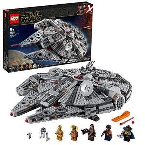 レゴ(LEGO) スター・ウォーズ ミレニアム・ファルコン(TM) 75257|riftencom