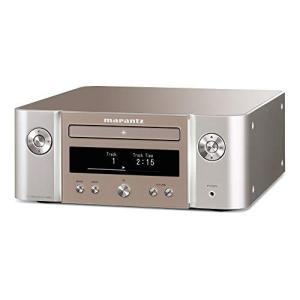 マランツ Marantz M-CR612 CDレシーバー Bluetooth・Airplay2 ワイドFM対応/ハイレゾ音源対応 シルバーゴールド M|riftencom