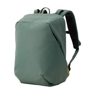 エレコム バッグ バックパック ESCODE(エスコード) 刃物に強い防犯設計 撥水加工 13.3インチPC対応 アッシュグリーン BM-ESBP01|riftencom