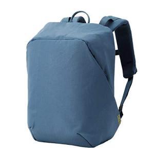 エレコム バッグ バックパック ESCODE(エスコード) 刃物に強い防犯設計 撥水加工 13.3インチPC対応 スモークネイビー BM-ESBP01|riftencom