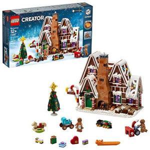 レゴ(LEGO) クリエイター エキスパートモデル ジンジャーブレッドハウス(お菓子の家) Gingerbread House【10267】国内正規品|riftencom