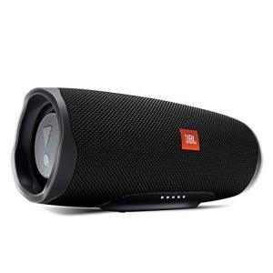 JBL CHARGE4 Bluetoothスピーカー IPX7防水/USB Type-C充電/パッシブラジエーター搭載 ブラック JBLCHARGE4|riftencom