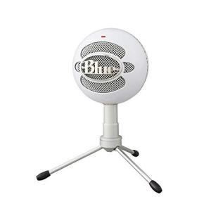 Blue Microphones Snowball iCE USB コンデンサー マイク White スノーボール アイス ホワイト BM200W P|riftencom
